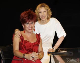 """Em 2012 Nany participou do """"De Frente com Gabi"""""""