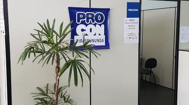 Telefonia e outros serviços essenciais lideram reclamações no Procon Pirassununga