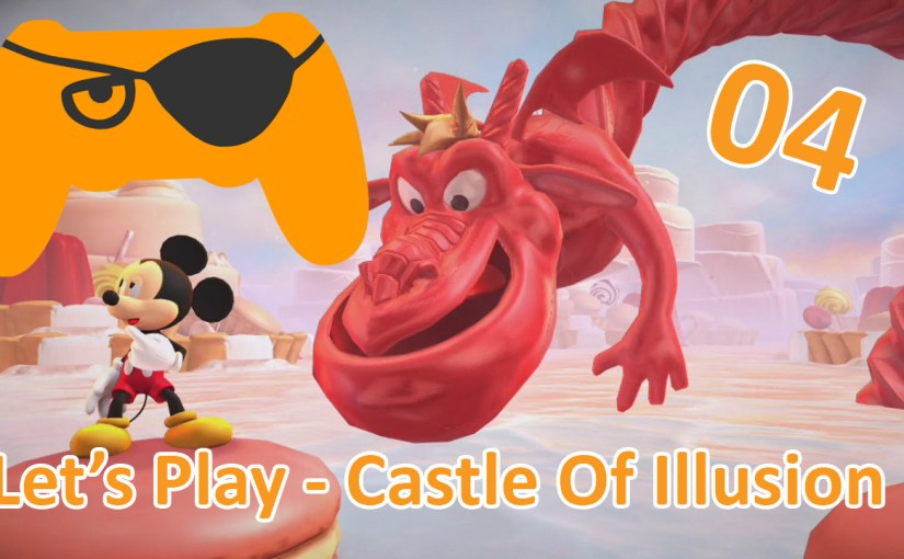 Let's Play – Castle Of Illusion – 04