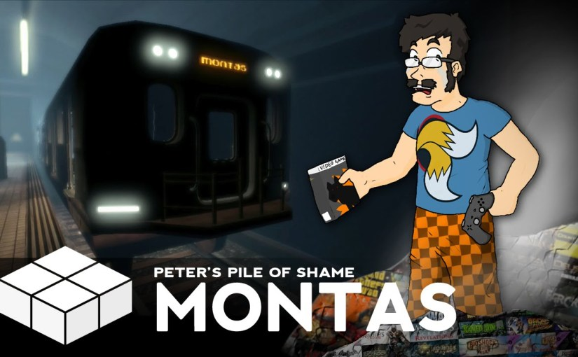 Peter's Pile of Shame #1 – Montas – The Killer Bits