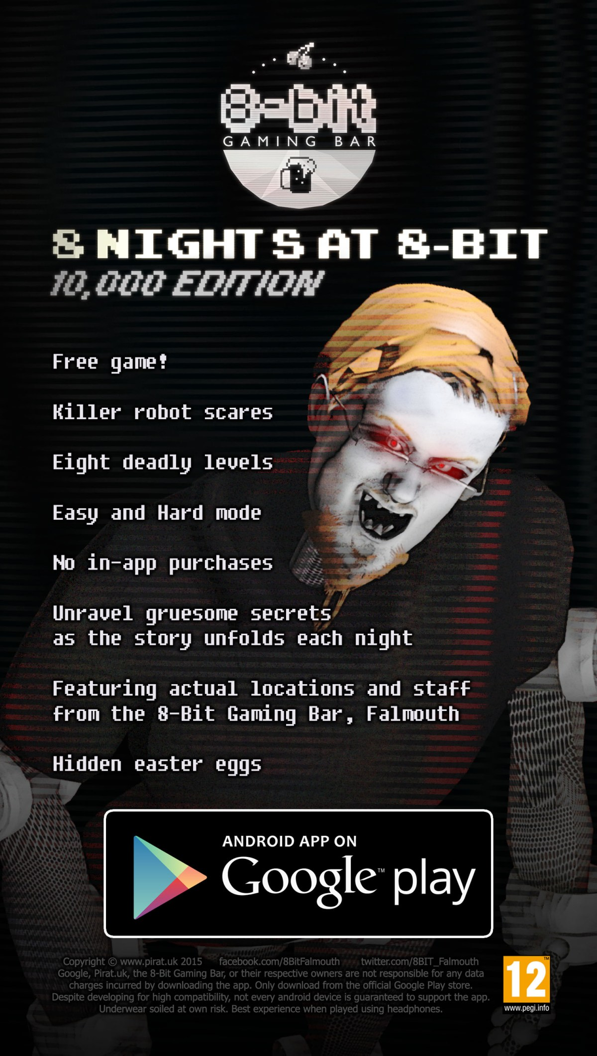 8 Nights at 8-Bit – 10,000 EDITION