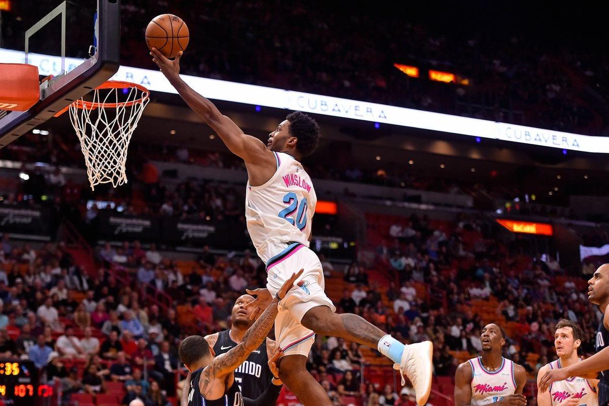 Justise Winslow amplía su contrato con los Miami Heat - Piratas del Basket