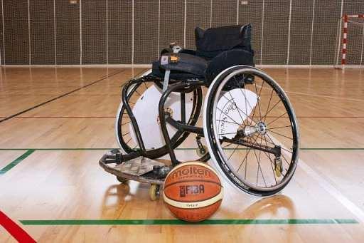 Resultado de imagen para basquet en sillas de ruedas