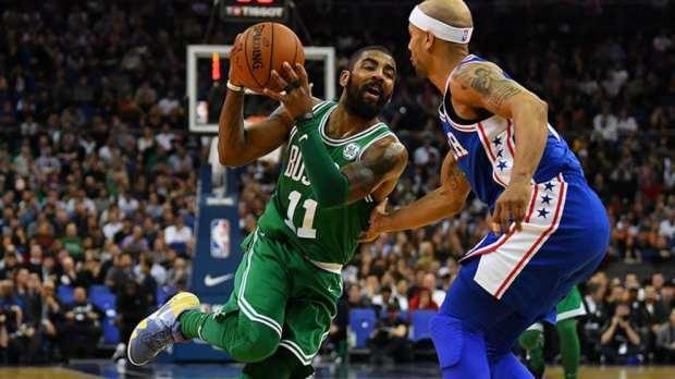 Resultado de imagen para Sixers 103-114 Celtics