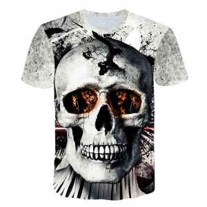 Broken Skull T-Shirt