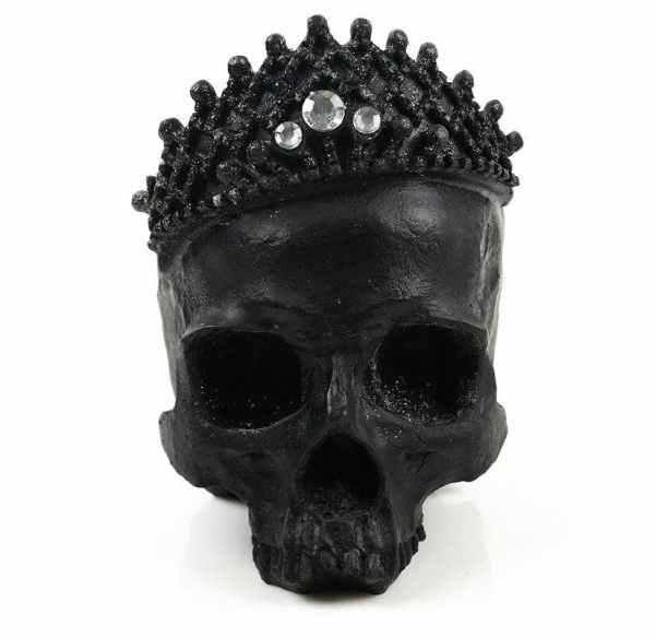 Gothic Skull Decor