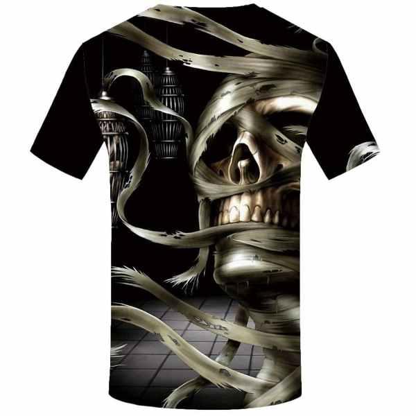 Mummy T-Shirt back