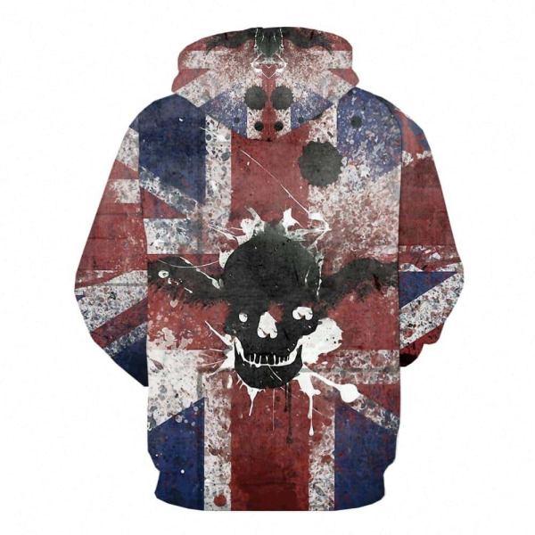 Skull Hoodie United Kingdom