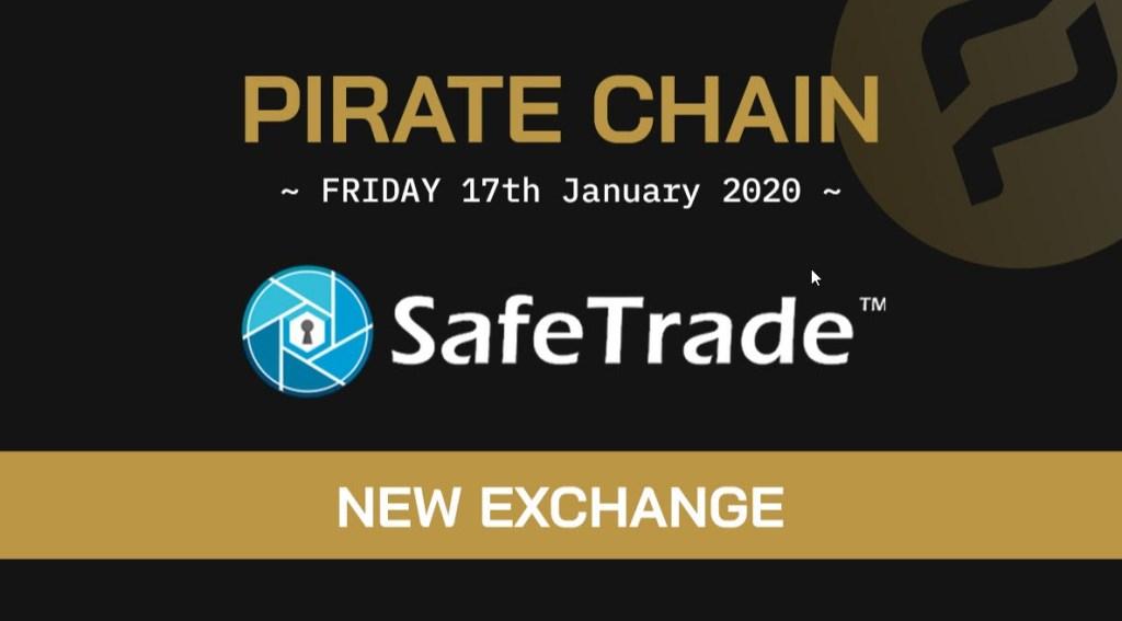 Safe Trade Exchange