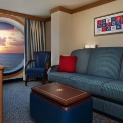 Disney Dream Sofa Bed Top Rated Sofas In Canada Fantasy Deluxe Family Oceanview Stateroom 8b 8d C Sleeper