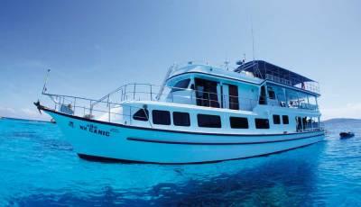 MV Camic Similan Liveaboard
