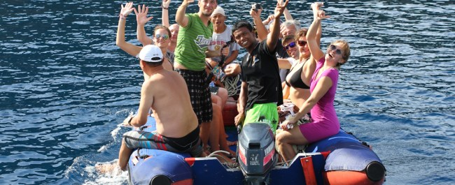 Snorkelers & Divers - Similan Liveaboards