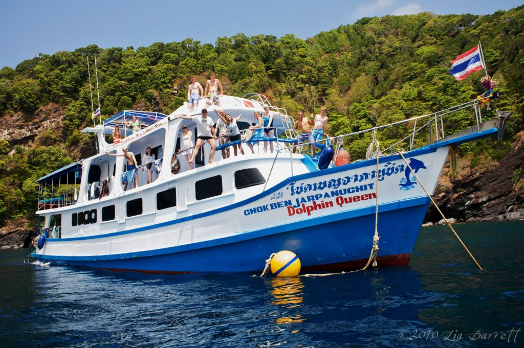 MV Dolphin Queen Burman Liveaboard