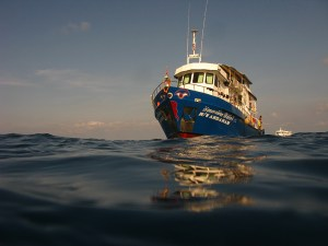 mv-andaman Similan islands