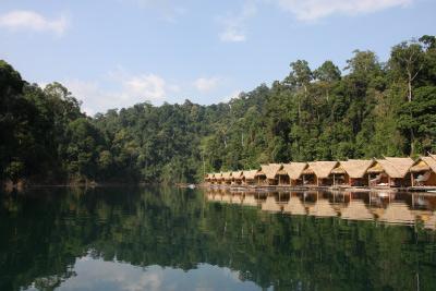 cheow-lan-lake. lake house