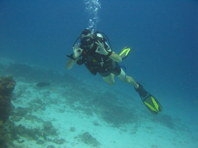 Advanced Course in the Similan Islands
