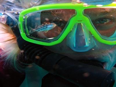 snorkeler-burma