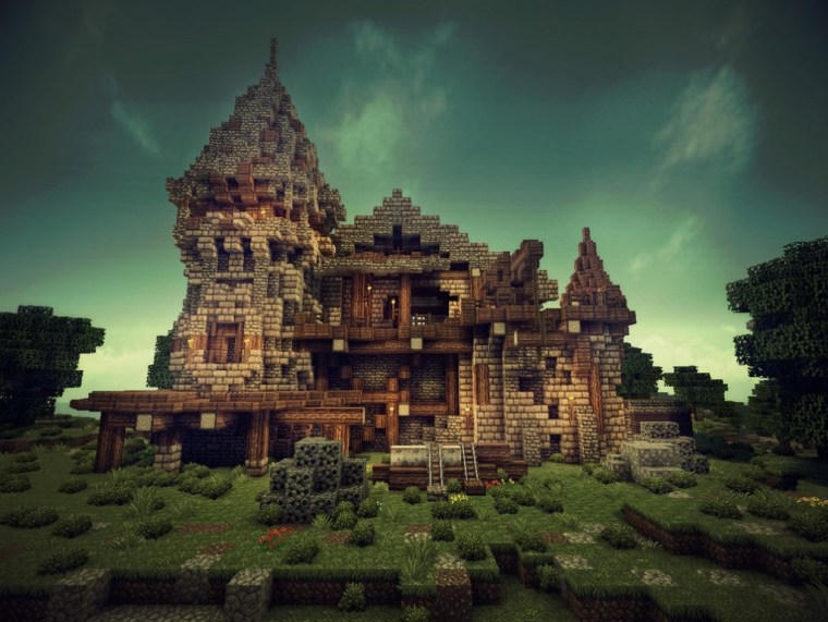 piratecraft_minecraft_medieval_house