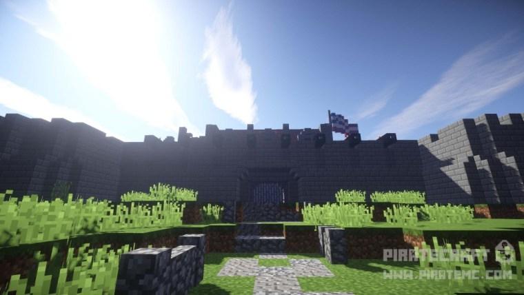 Fort Ticonderoga Build