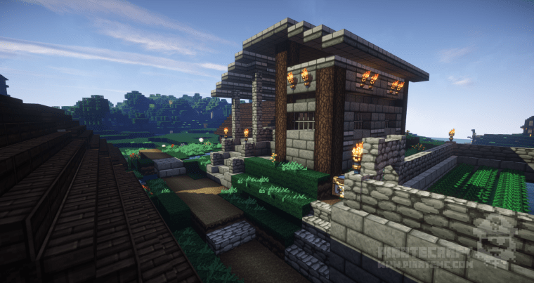 Build: Village of Kolding