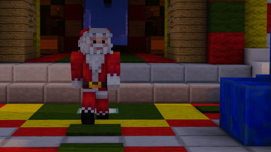 PirateCraft Xmas 2016 - Santa Boss
