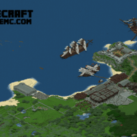 PirateCraft Timelapses