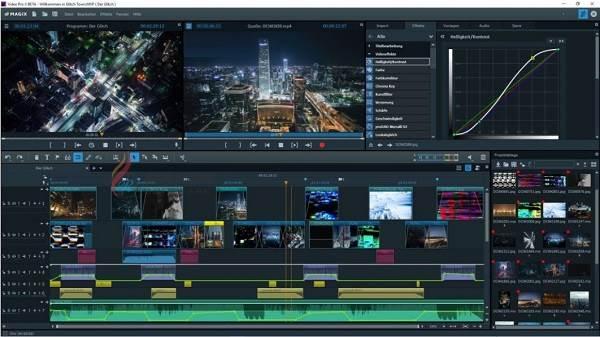 MAGIX Video Pro X12 Serial Key