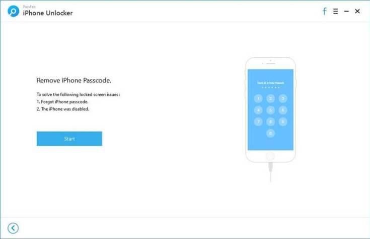 PassFab iPhone Unlocker Serial Key