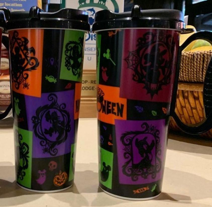 New Halloween-Themed Refillable Resort Mugs Hitting Walt