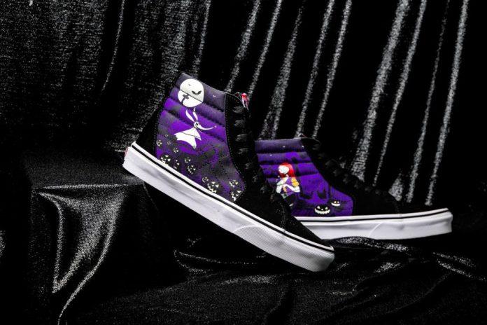 Nightmare Before Christmas Zombie.Sneak Peek Vans Is Launching The Nightmare Before