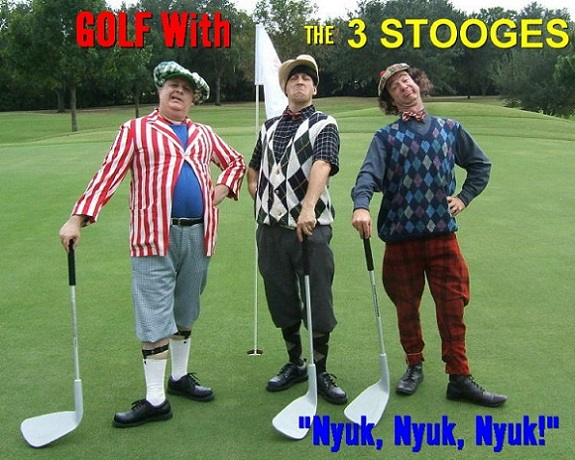 Entertainers for hire the three stooges tribute act for a party or corporate event