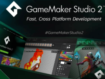 GameMaker Studio 2.2.0 Crack And Serial Key Full Free Download