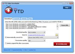 ytd youtube video downloader for windows 7