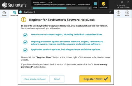 SpyHunter 5 Crack Latest Full Version 2019 Free Download