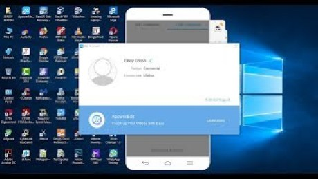 Apowersoft ApowerMirror 1.4.5.3 Crack Full Version Free Download
