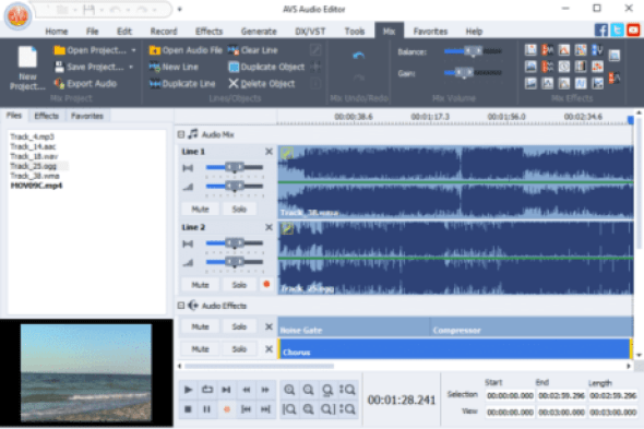 GOM Audio 2.2.21.0 Crack free movie playback
