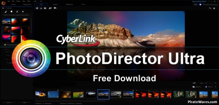 CyberLink PhotoDirector Ultra Crack
