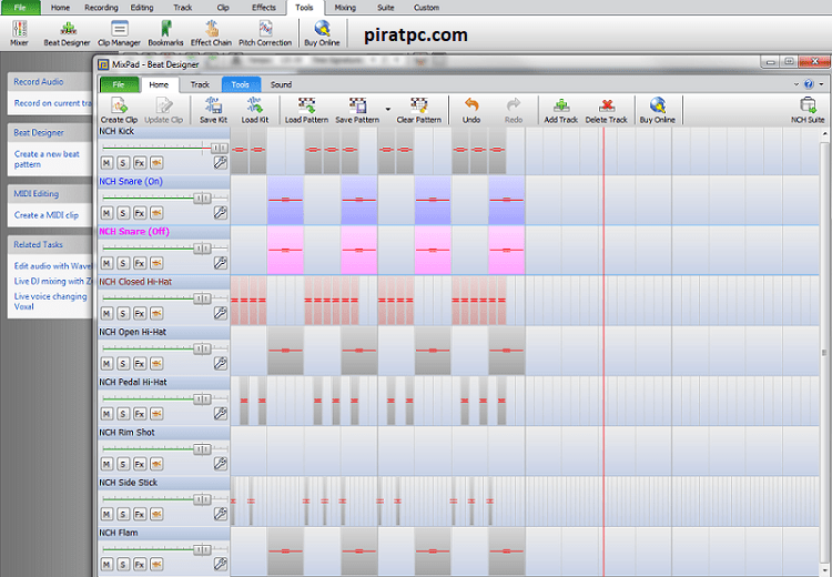 mixpad registration-code