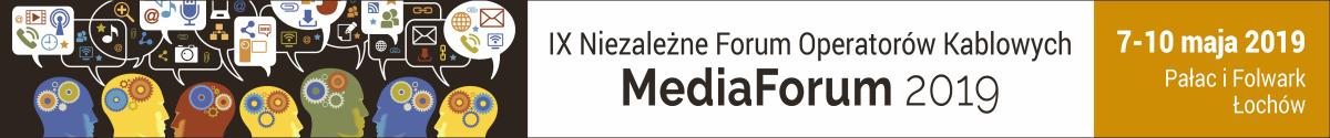 MEDIA FORUM 2019