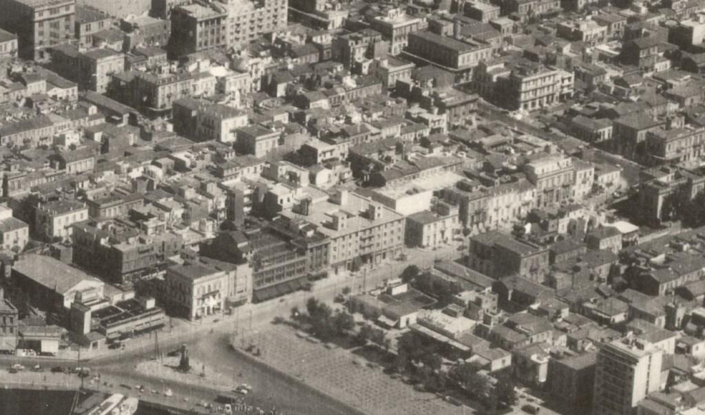 Γρηγορίου Λαμπράκη στον Πειραιά τη δεκαετία '60
