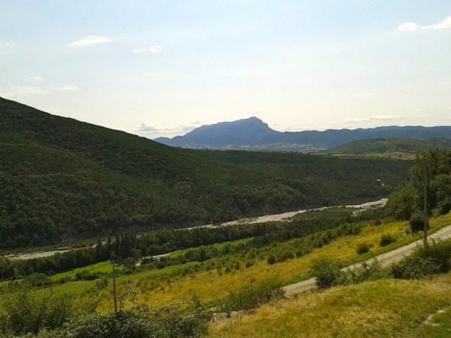 Vista del Oroel