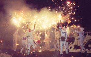 Carnaval en Chistau - Plan - Gistaín - San Juan