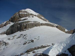 Monte Perdido - ordesa - cara sur