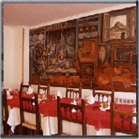 Comedor del Hotel Cinca - Ordesa