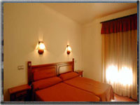 Habitacion del Hotel Latre