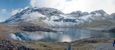 Lago urdiceto y punta suelza