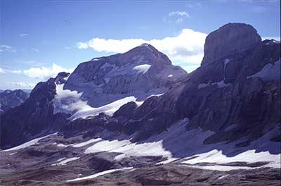 Glaciar de Monte Perdido - Ordesa