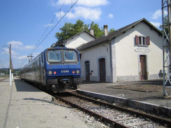 Estación de Oloron