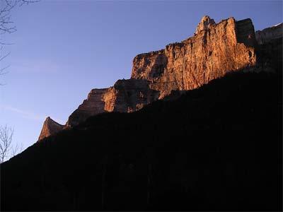 Valle de Ordesa - Tozal del Mallo y Gallinero