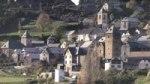 vista del pueblo de gistaín